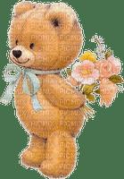 Teddy, Blumen