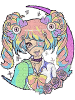 Pastel goth ❤️ elizamio