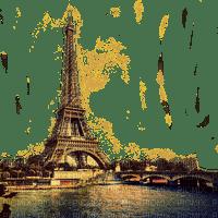 vintage paris landscape - paintinglounge