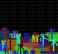 image encre bon anniversaire color effet cadeaux  edited by me