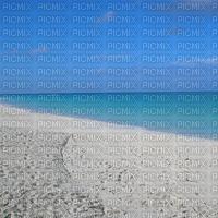 summer beach blue background