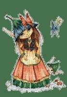 elfe fille