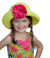Fille.Girl.niña.enfant.chapeau.Hat.sombrero.Victoriabea