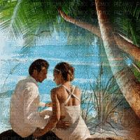 couple summer beach êtê