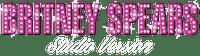 Kaz_Creations Logo Text Britney Spears