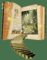 cecily-livre magie escaliers