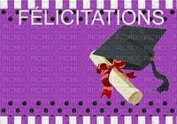 image encre diplôme félicitations  bonnet edited by me