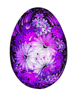 purple easter egg violet paques oeuf