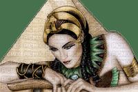 Egyptian woman bp
