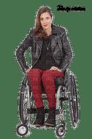rfa créations - femme en fauteuil roulant