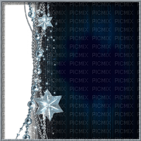 background  fond  hintergrund image  tube overlay deco pearls bulle perlen blue stars sterne etoiles christmas noel New Year's Eve year silvester la veille du nouvel an