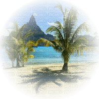 paysage êtê summer beach landscape