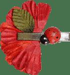 Kaz_Creations Red Scrap Deco