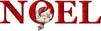 Kaz_Creations Christmas Deco Logo Text  Noel