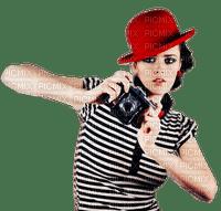Kaz_Creations Woman Femme Camera