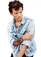 Kaz_Creations Louis One Direction Singer Band Music