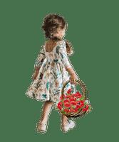 girl kid with poppy