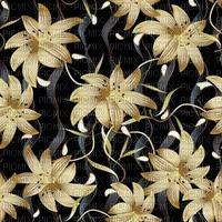 fond floral  bp