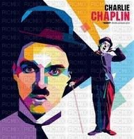 charlie chaplin pop art bg fond
