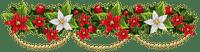 christmas noel garland fir fleur branch