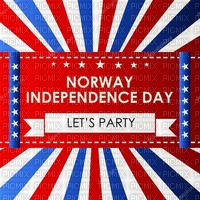 Background. Norway Independence Day. Leila