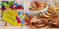 bon anniversaire la pâtisserie