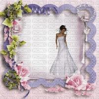 image encre la mariée texture fleurs mariage effet roses edited by me
