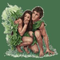 adam & eve couple