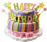 happy birthday cake  gâteau de anniversaire