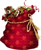 Christmas Bag Santa Claus Gifts_Noël sac Père Noël Cadeaux tube