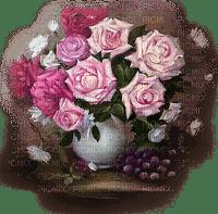 fleurs en vase web charmille