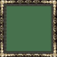 Frame, Black, Gold, Pearls - Jitter.Bug.Girl