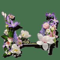 """""""flores violeta"""" marco frame marta"""