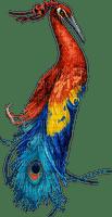 Татуировка павлин - значение, эскизы тату и фото