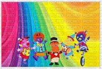 multicolore image encre effet néon cirque dessin fantaisie couleur carnaval anniversaire edited by me