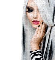 gothic goth dark woman femme frau beauty tube human person people black