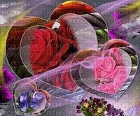 fleurs coeur