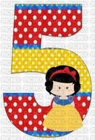 image encre numéro 5 bon anniversaire edited by me