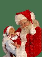 Santa with child bp