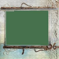 summer background fishing net frame