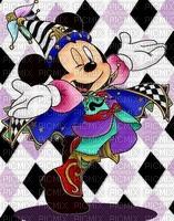 image encre effet néon cirque carnaval Mickey Disney bon anniversaire  deco edited by me
