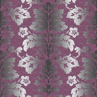 violet silver fond