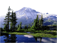 montagne paysage  mountain landscape