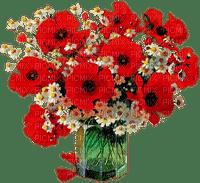 Vase.Coquelicot.poppies.Victoriabea