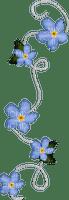 Kaz_Creations Deco Flowers Flower Blue