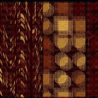 Brown geometric background