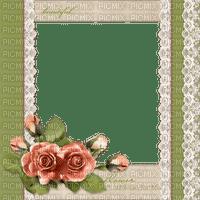 Cadre.Frame.Roses.fleurs.lace.dentelle.Victoriabea