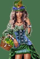 steampunk woman bp