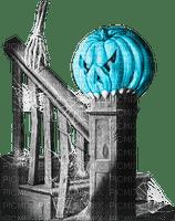 soave deco halloween stairs pumpkin vintage black