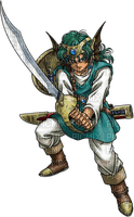 Hero-in-Dragon-Quest